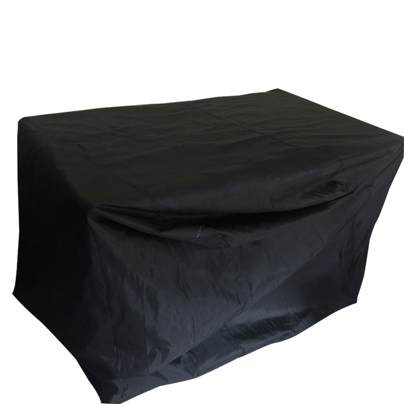 Oxford Cloth Waterproof Rectangular Barbeque Grill Cover