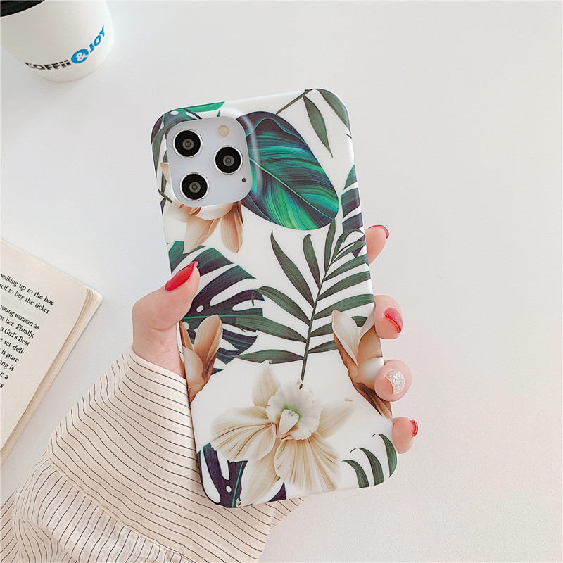 Tropical Mobile Cases for Apple iPhones