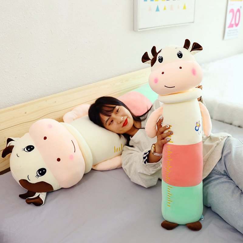 Creative Cow Doll Nap Pillow for Gift Ideas