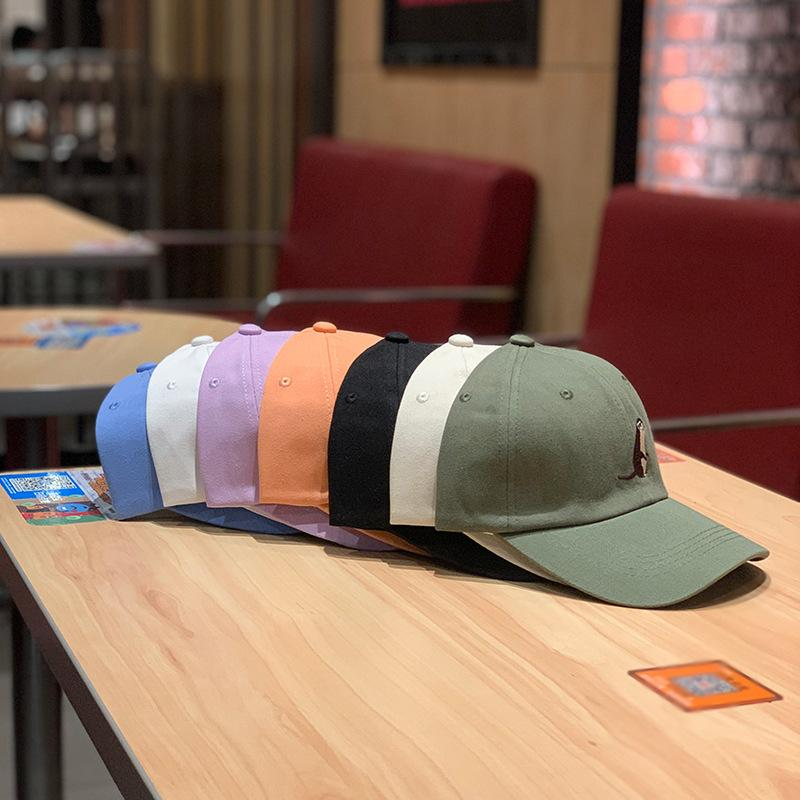 The Odd Otter Embroidered Cap