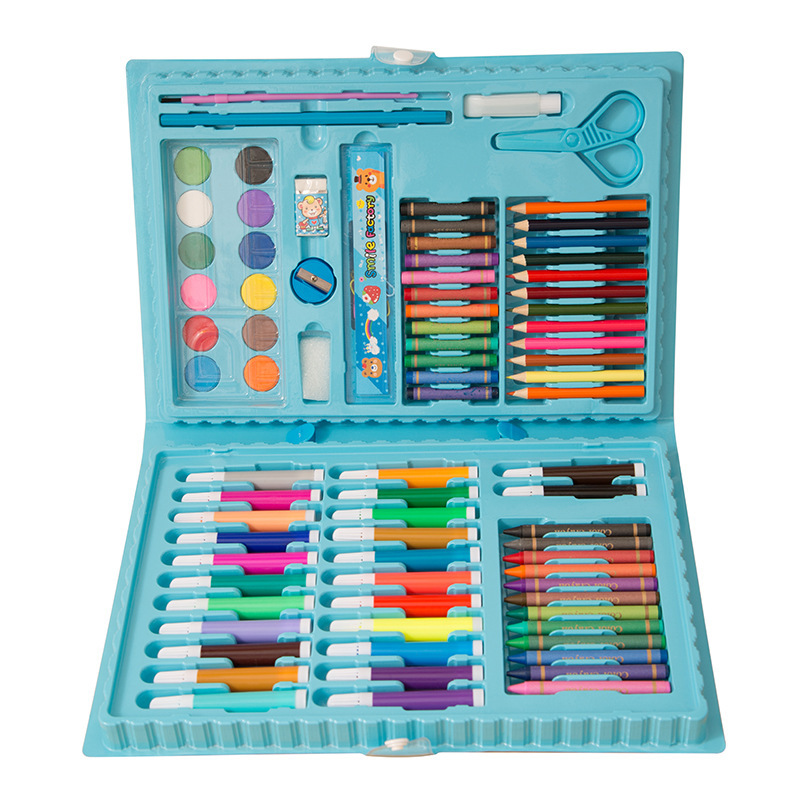 Educational Coloring Set for Children's School Supplies