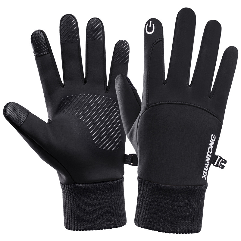 Trendy Touch Screen Gloves for Autumn and Winter