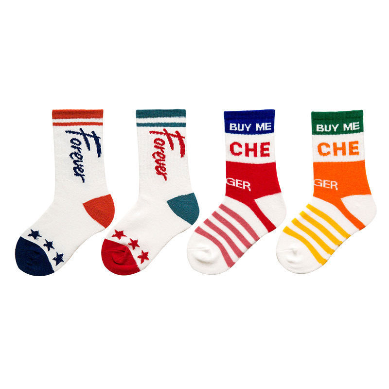 Thick Sports Socks for Middle Schoolers