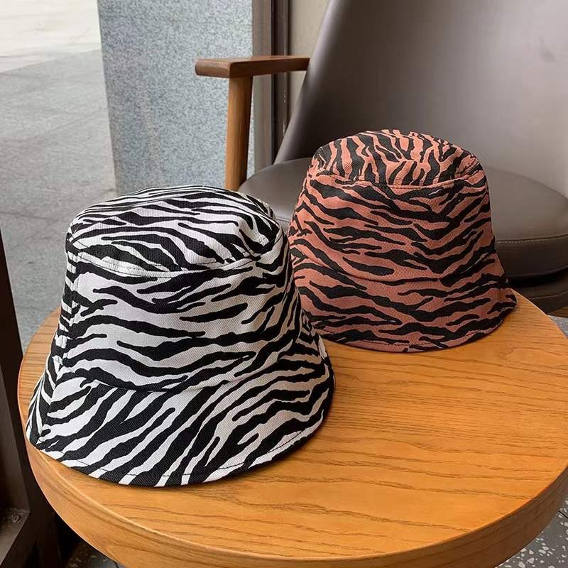 Vintage Style Bucket Hat for Street Fashion