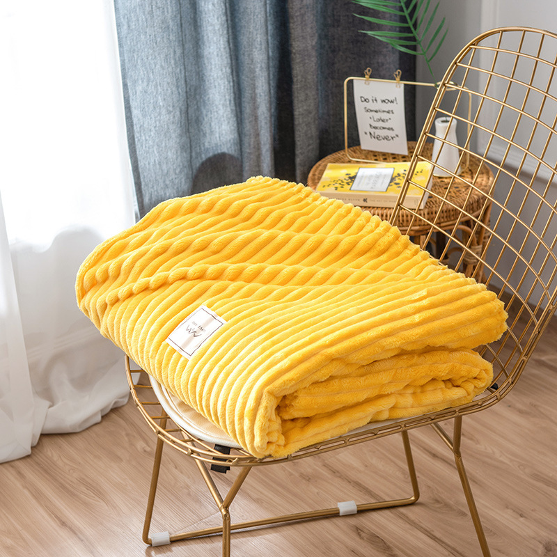 Thick Polyester Blankets for Snug Sleeping