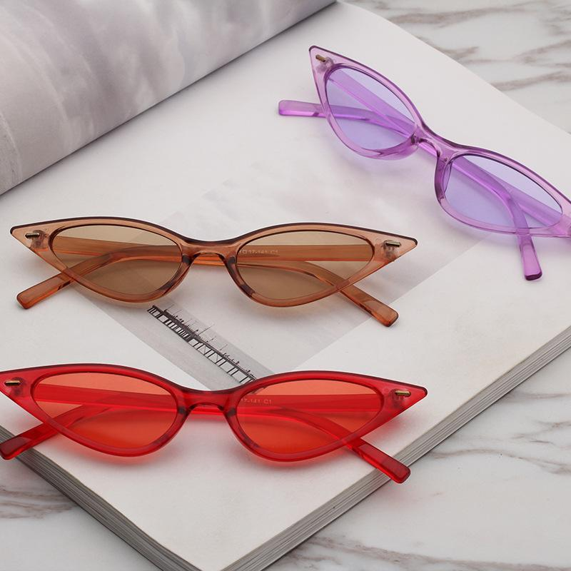 Diva Speed Cat-Eye Sunglasses