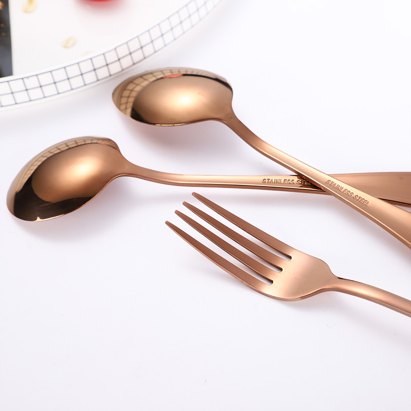 Sabina Stainless Steel Spoons and Forks