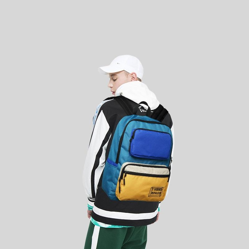 Color Block Backpack