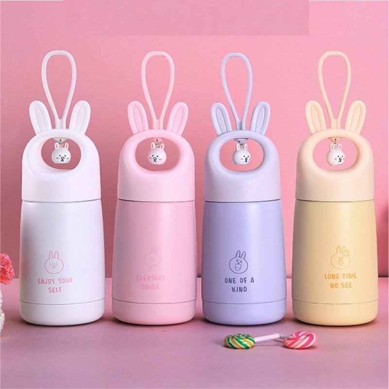 Cute Characters Children's Travel Thermos