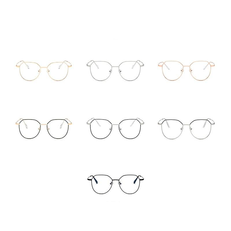 All Out Metal Eyeglasses