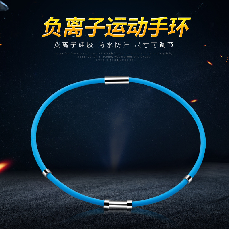 Solid Color Magnetic Buckle Bracelet for Couples