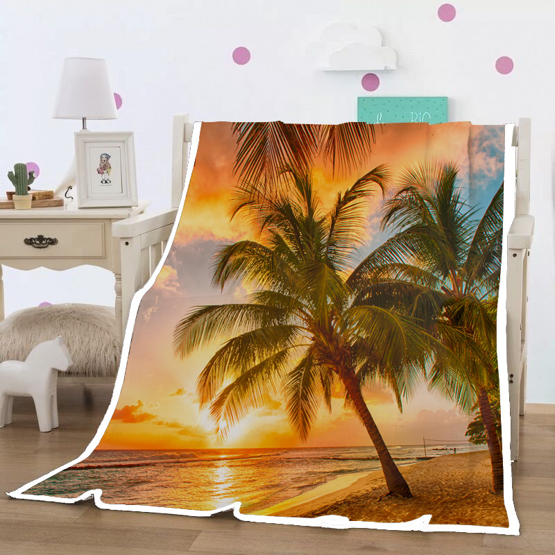 Artistic Polyester Fiber Blankets for Beautiful Bedrooms