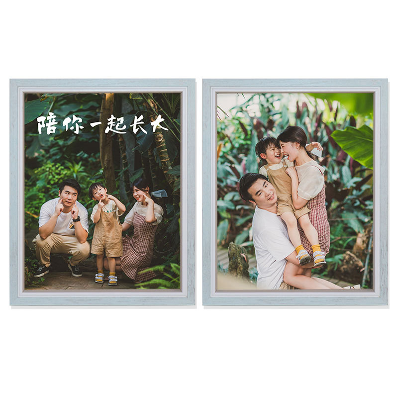 Simple 10 Inch  Hanging Picture Frame for Pictures