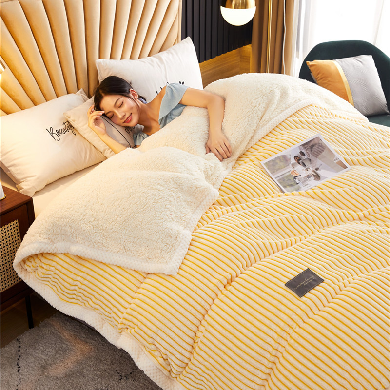 Stripes and Grids Bedding