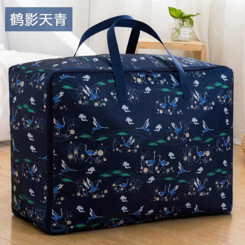 Foldable Sorting Bag for Beddings and Blankets