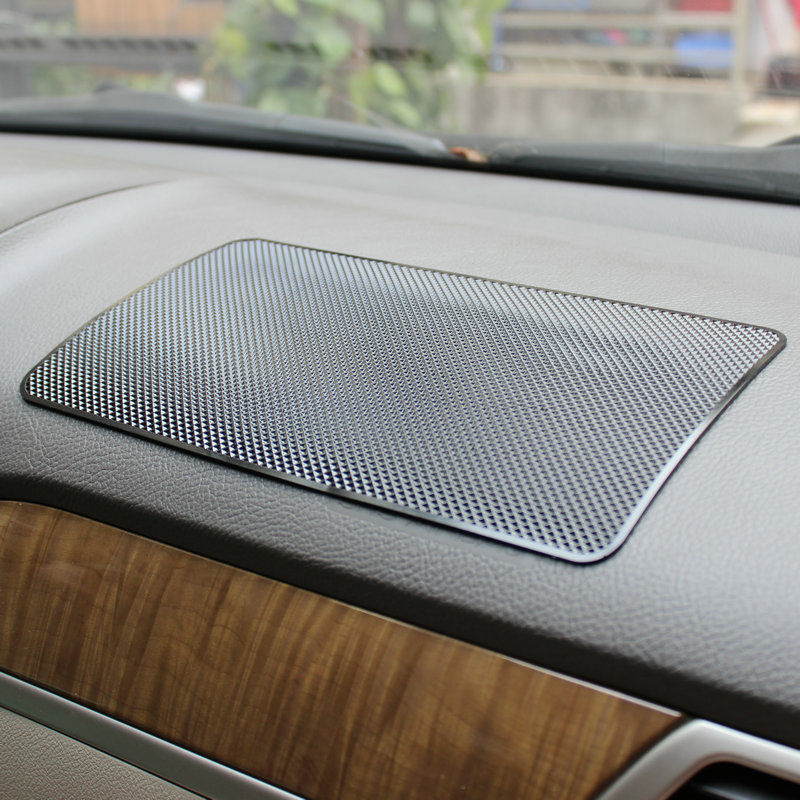 High-Quality Non-Slip Polyvinyl Chloride Dashboard Mat for Car Owner Must-Haves