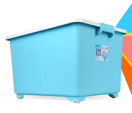 Classic Colored Storage Box for Home Items