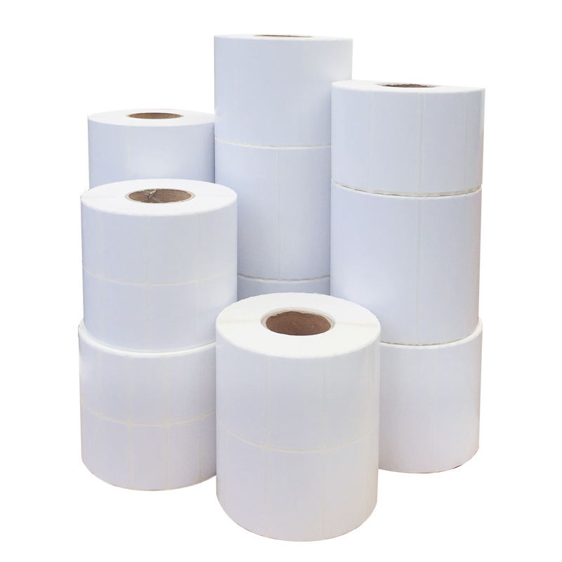 Coated Paper Sticker Roll for Price Codes and Other Product Details