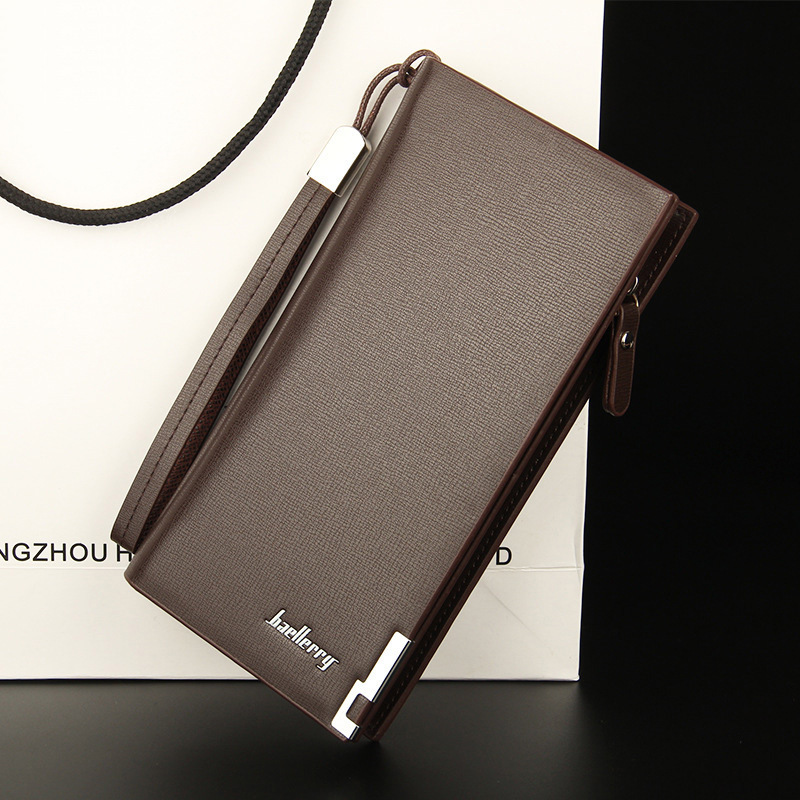 Versatile Chic Rectangle Wallet for Important Documents and Cards
