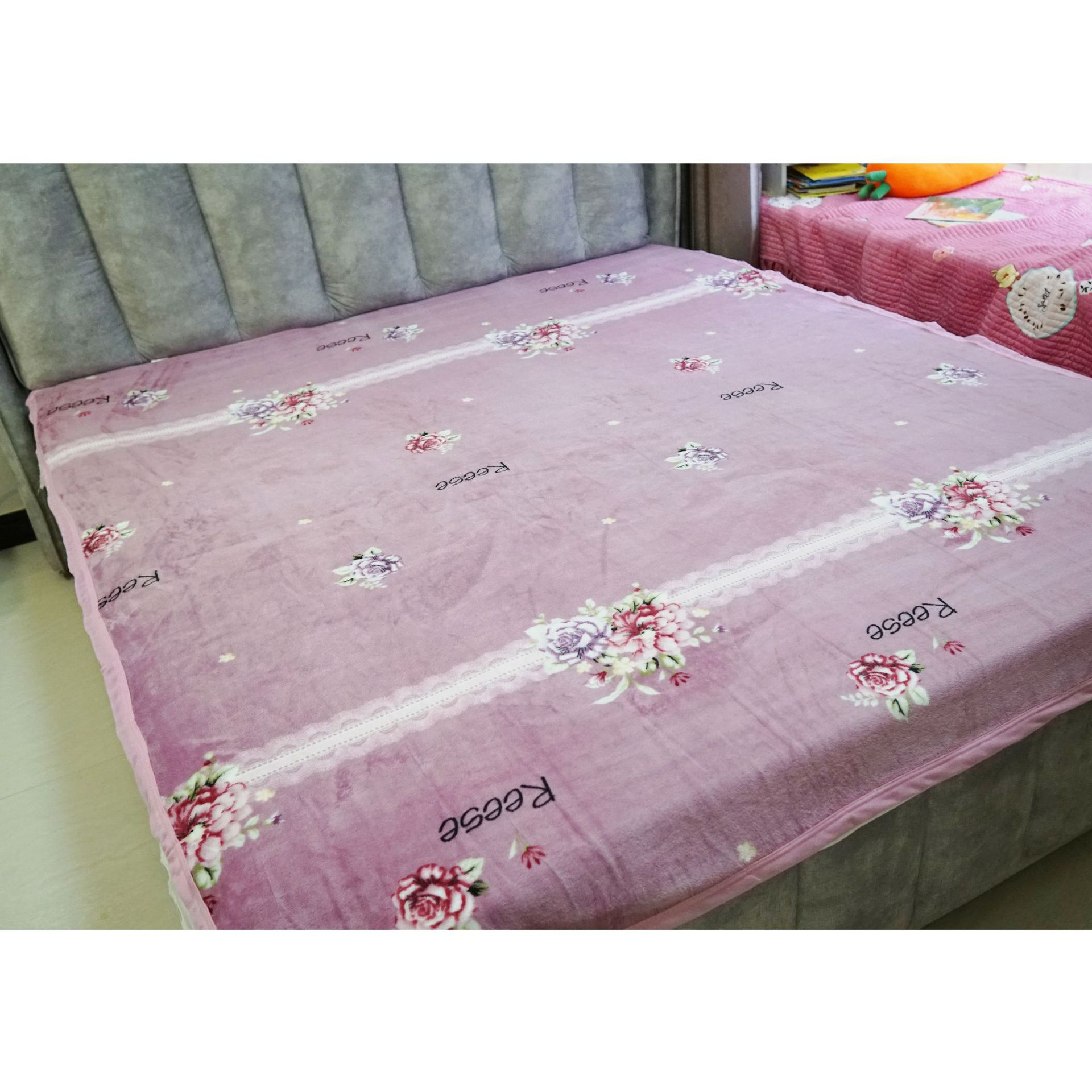 Narby Printed Warm Blanket