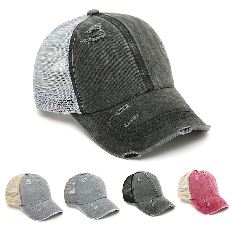 Rustic Baseball Cap for Shading Your Eyes