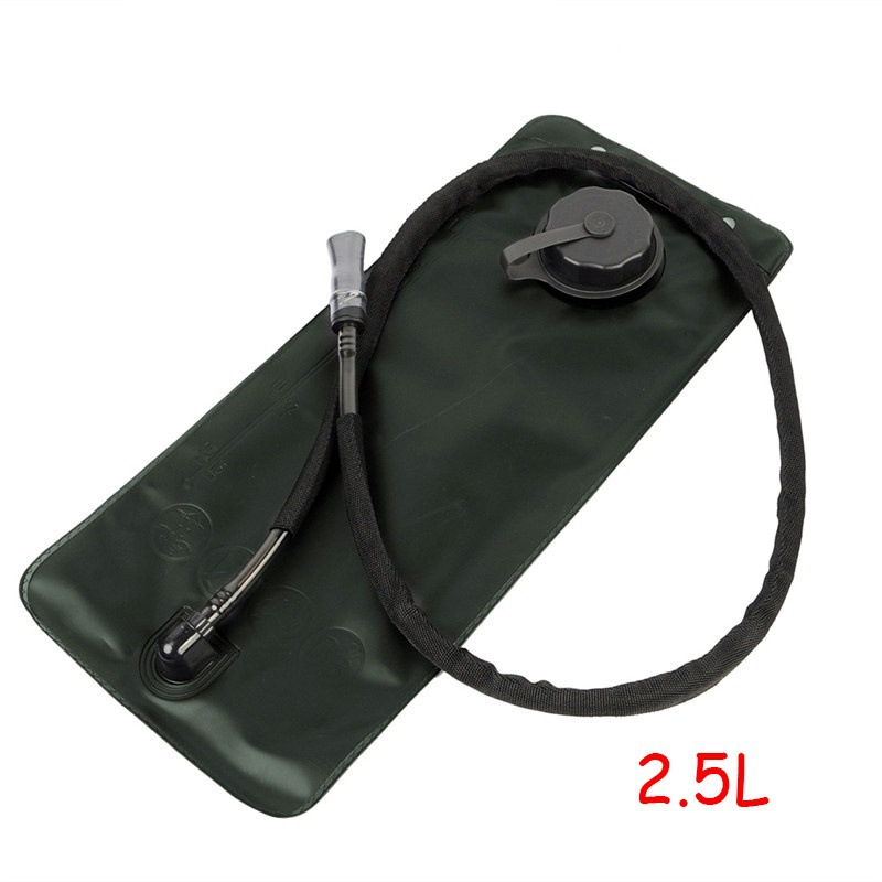 Tactical Drinking Water Bag for Outdoor Mountaineering and Camping