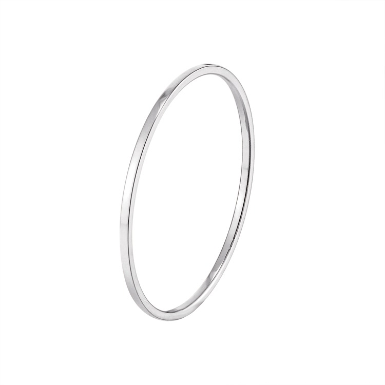 Glossy Circle Joint Ring for Aesthetic Finish