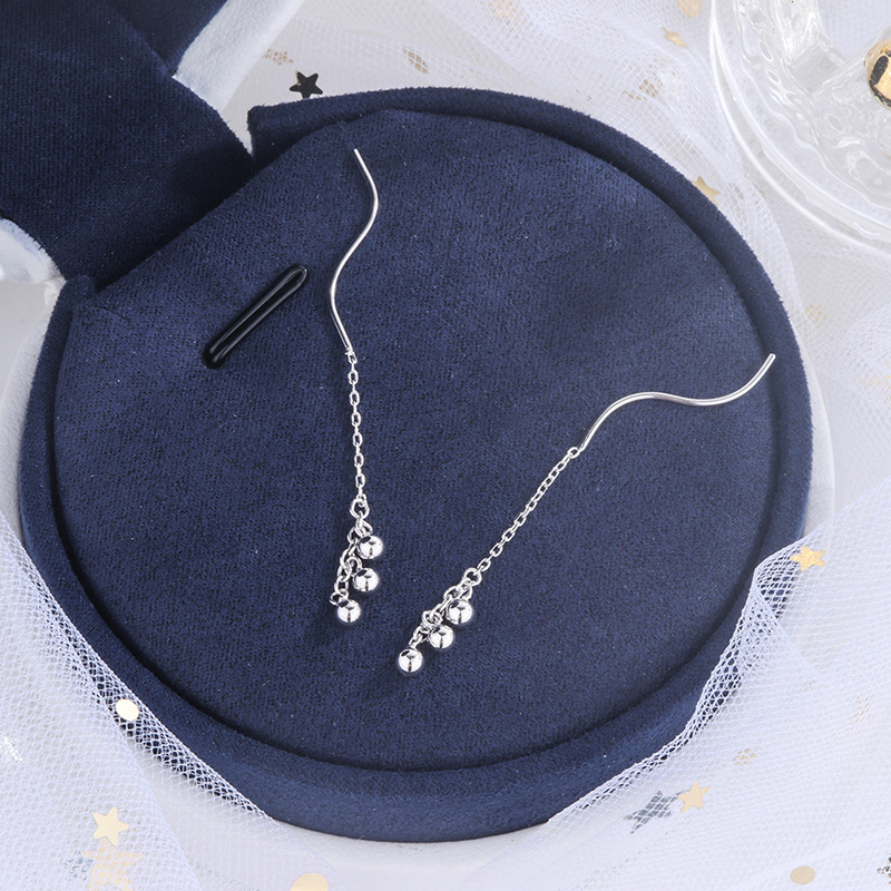 Exquisite Bead Chain Earrings for Unique Styles