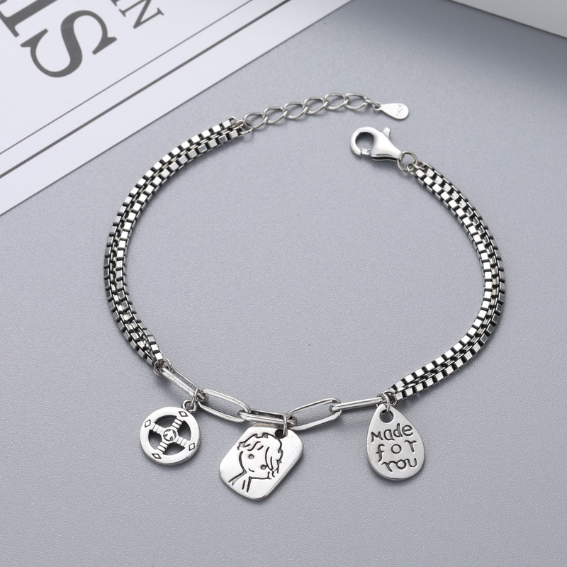 Little Boy Charm Bracelet