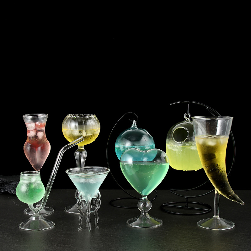 Creative Cocktail Glass for Parties