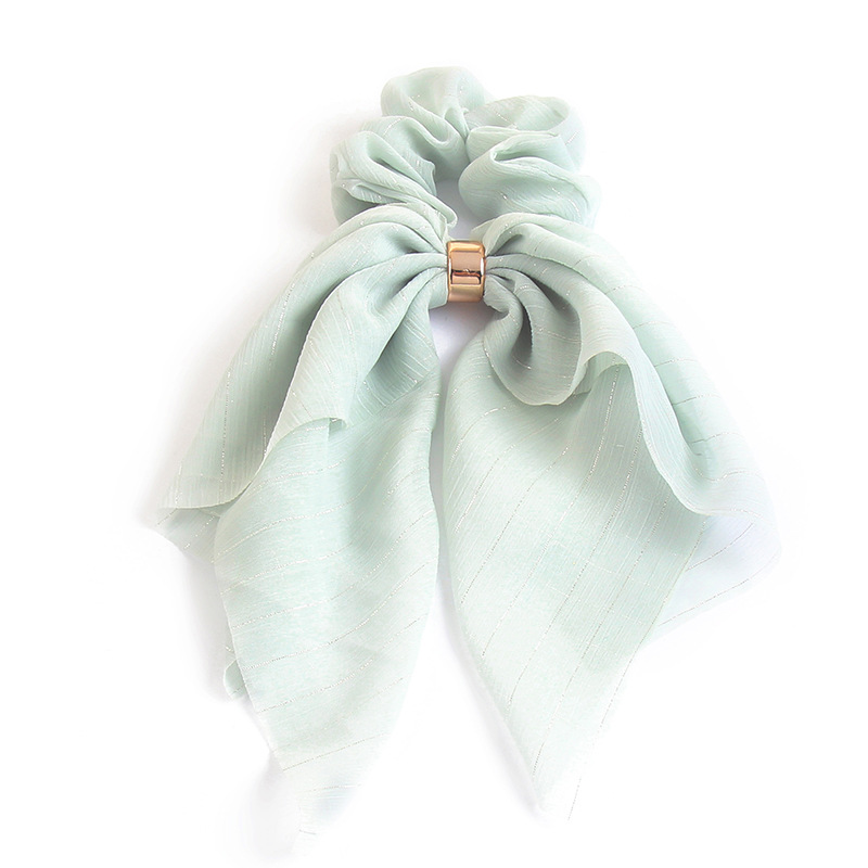 Lightweight Fabric Scrunchies for Hair Accessories