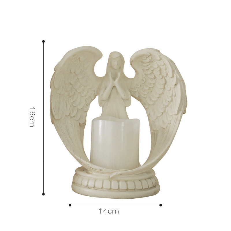 Angel Candle Holder for Wedding Gift Ornament