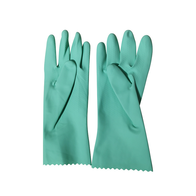 Durable Latex Gloves for Doing Kitchen Chores