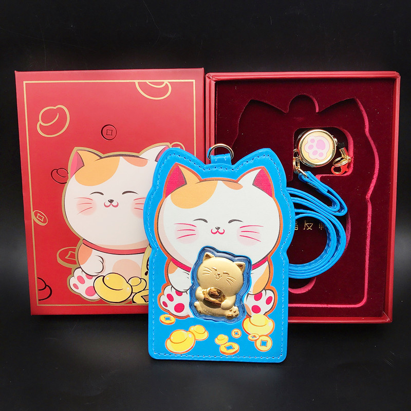 Cute Cat Card Holder for Special Events