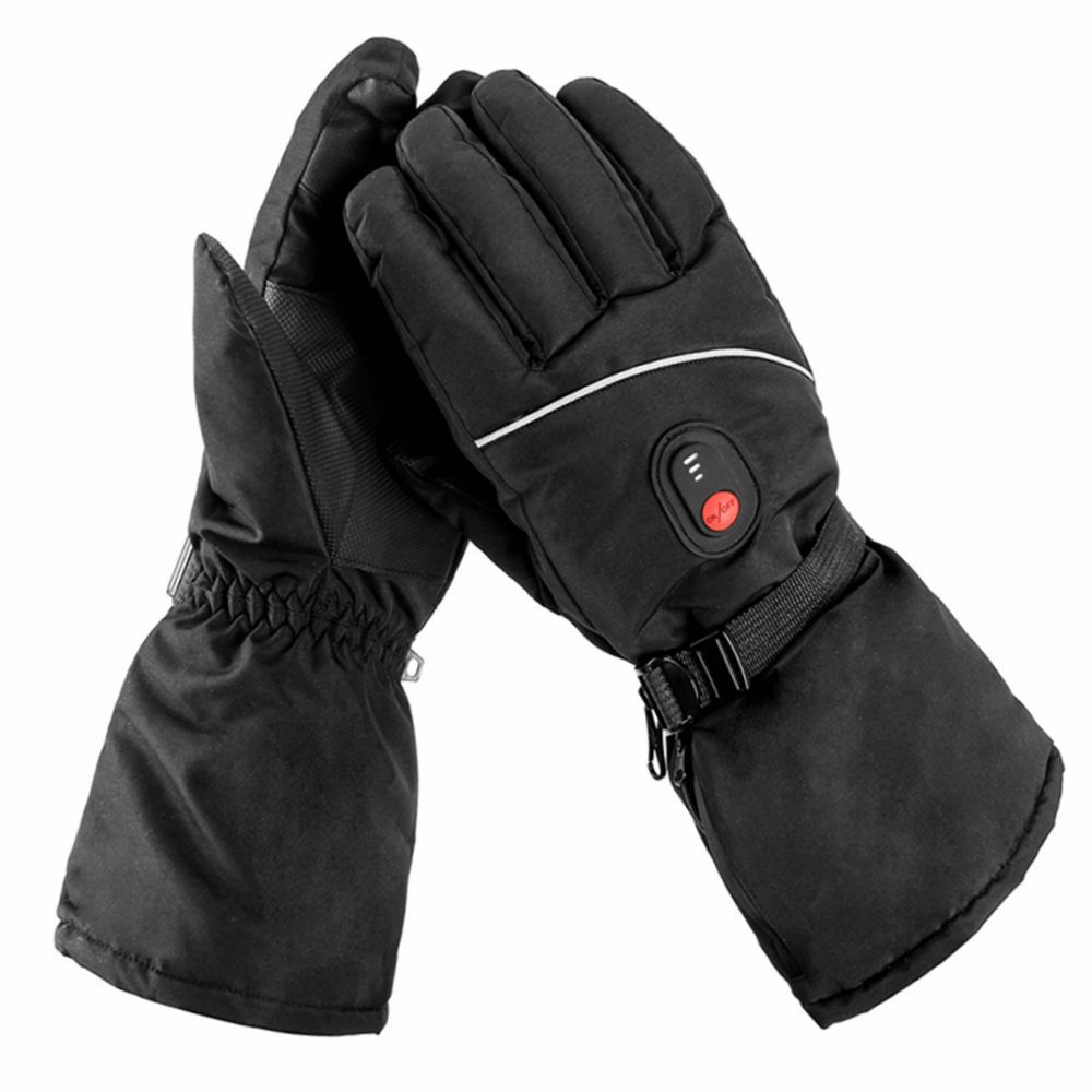 Temperature-Controlled Warm Ski Gloves for Outdoor Activities