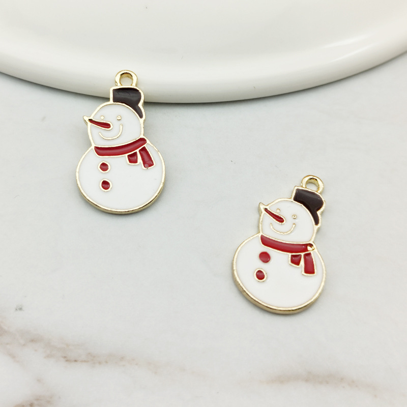 Awesome Christmas Elements Charms for DIY Anklets