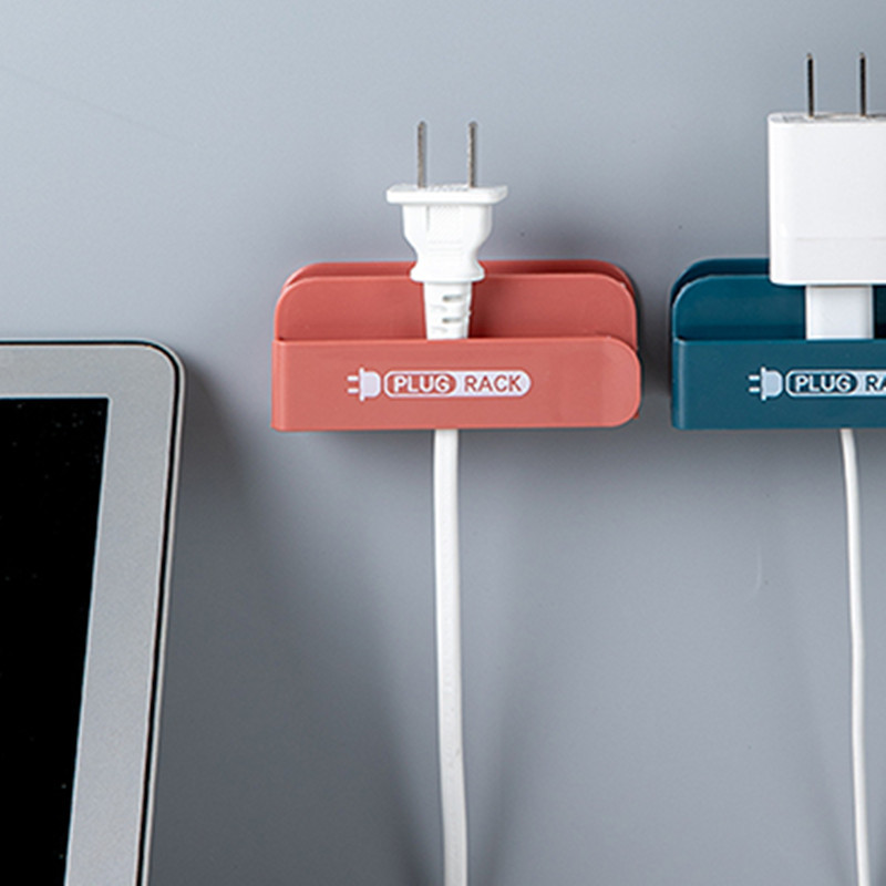 Multifunctional Plug Hook for Appliances and Charger Cords