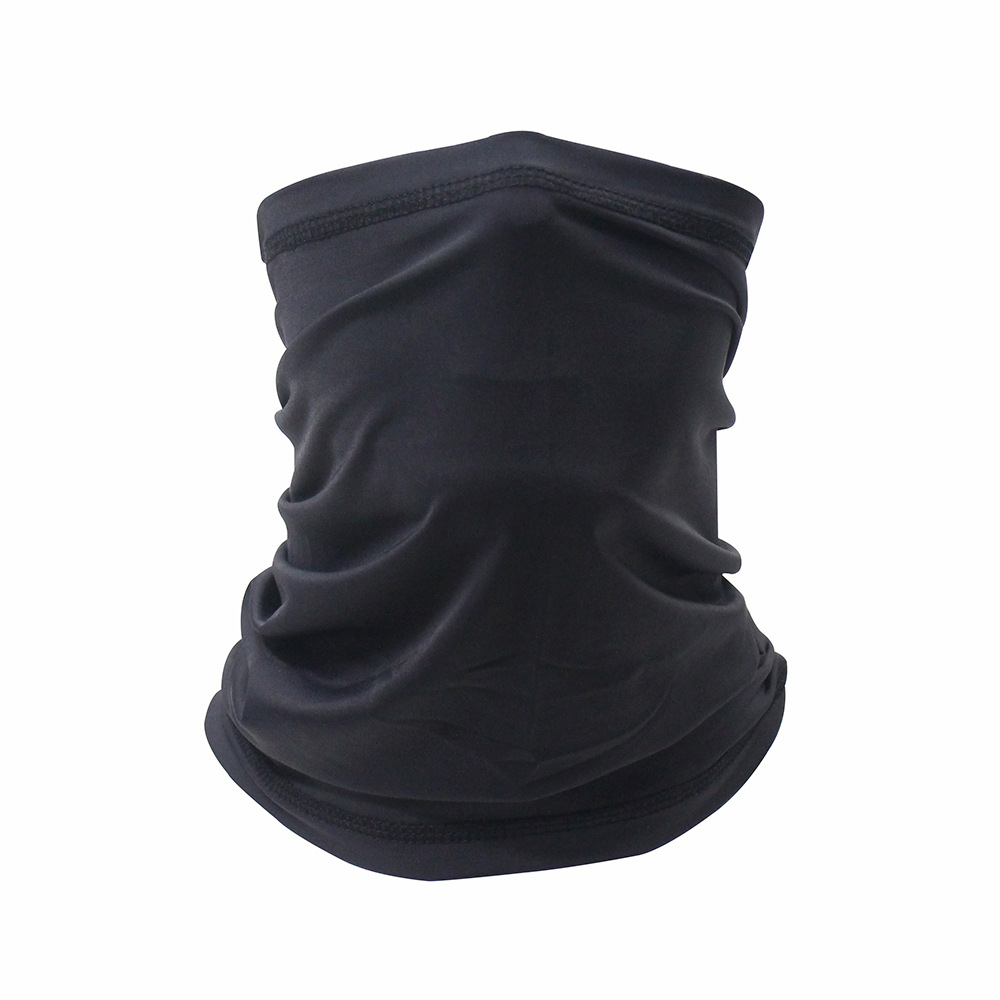 Eye-Catching Windproof Face and Neck Scarf for Protecting Your Skin from Sun Damage
