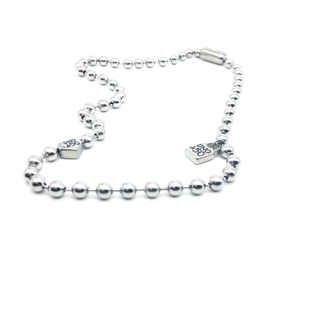 Bang-Up Stainless Steel Necklace for Daily Accessories