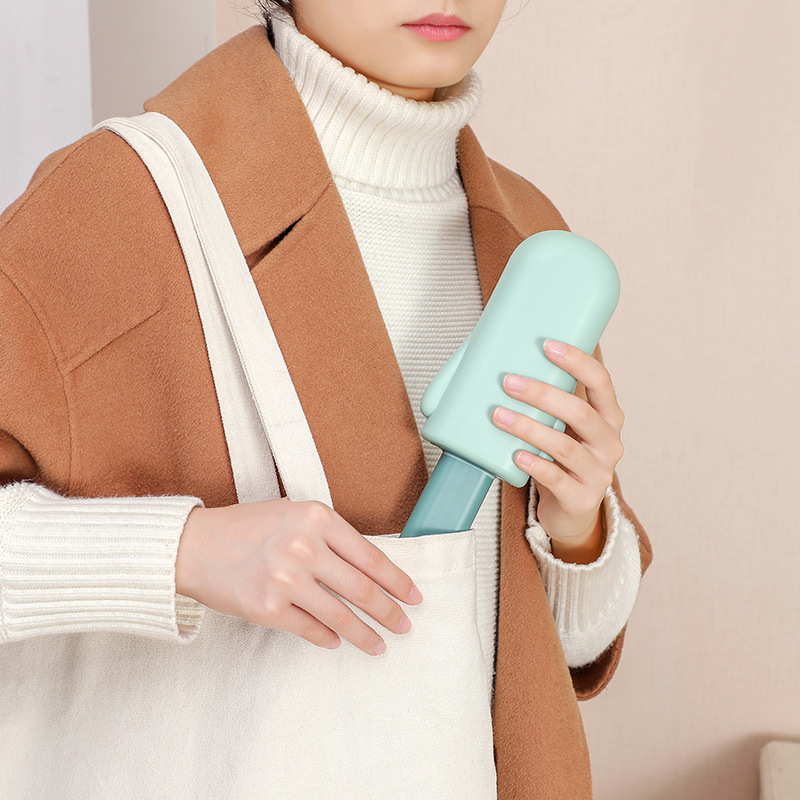 Plain and Animal-Shaped Dehairing Brush for Clean and Pristine Clothes