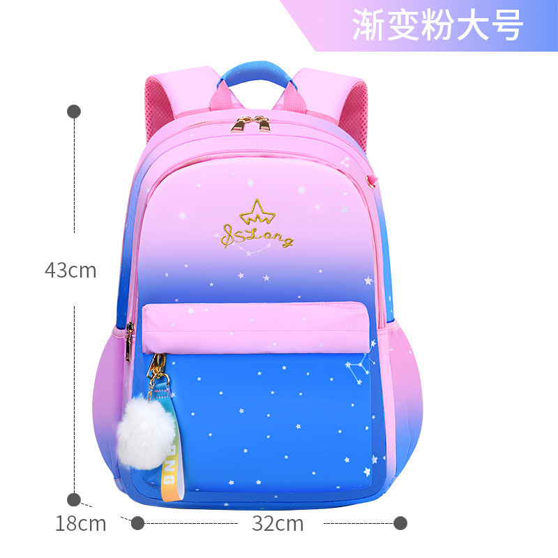 Cosmic Constellations Design Backpack for Little Astronomers