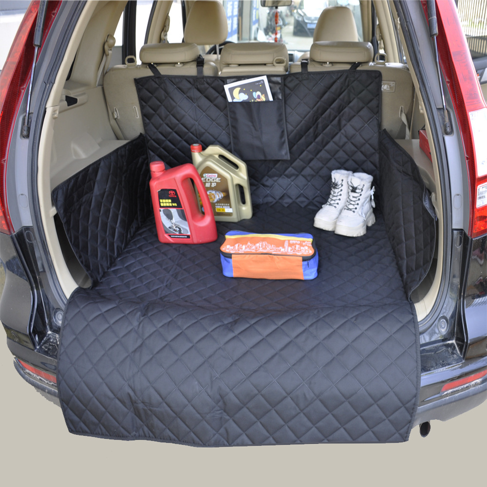 Comfy Car Mat for Travelling With Your Pets