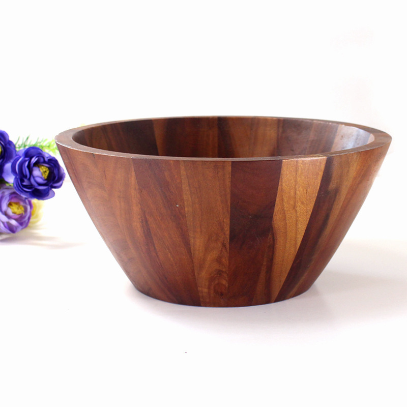 Polished Wood Bowl