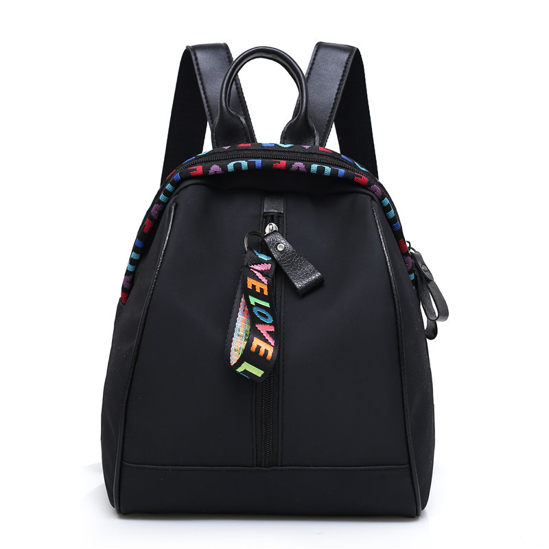 Minimalist Love Ladies Backpack for Shopping
