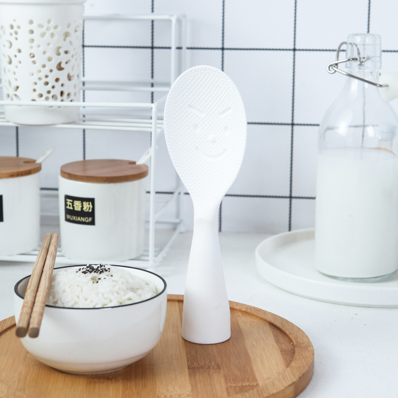 Upright Non-Stick Rice Spoon for Kitchen
