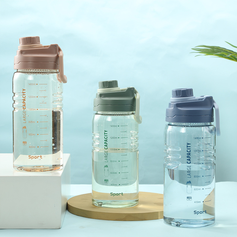Transparent Tumbler for Treadmill Fitness at Home