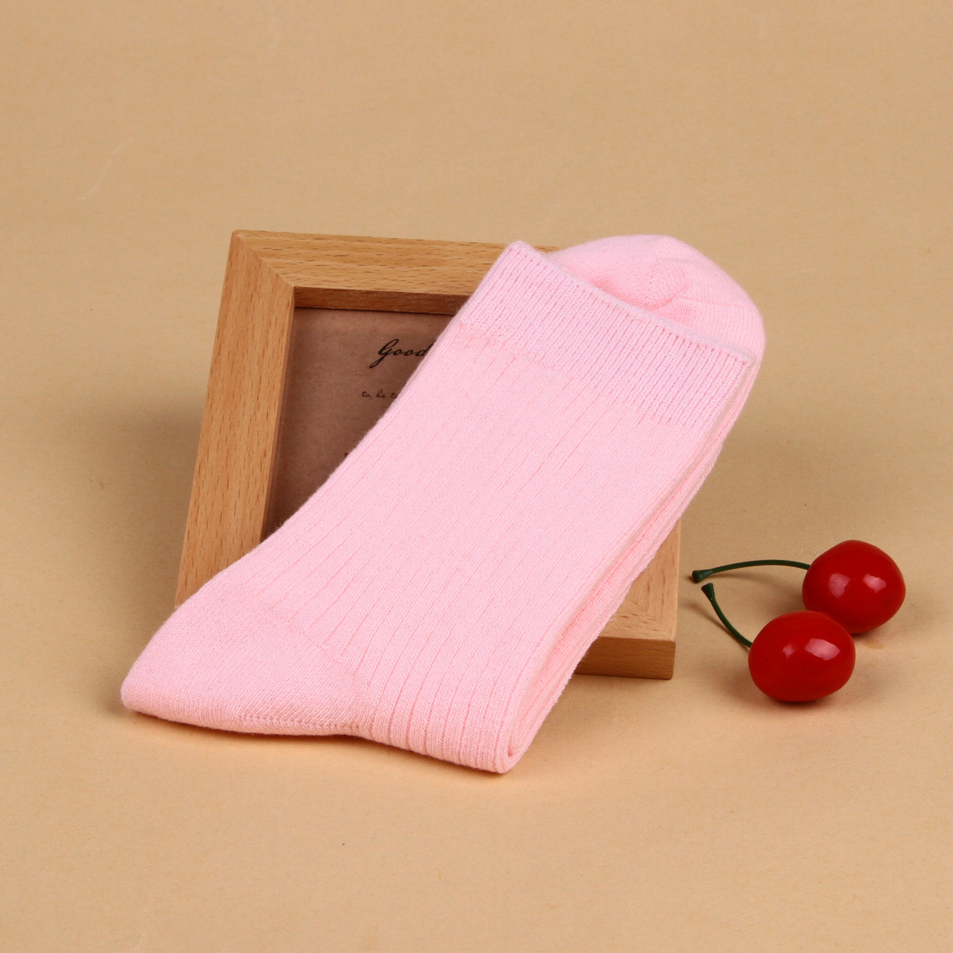 Comfy Cotton Socks for Cold Weather