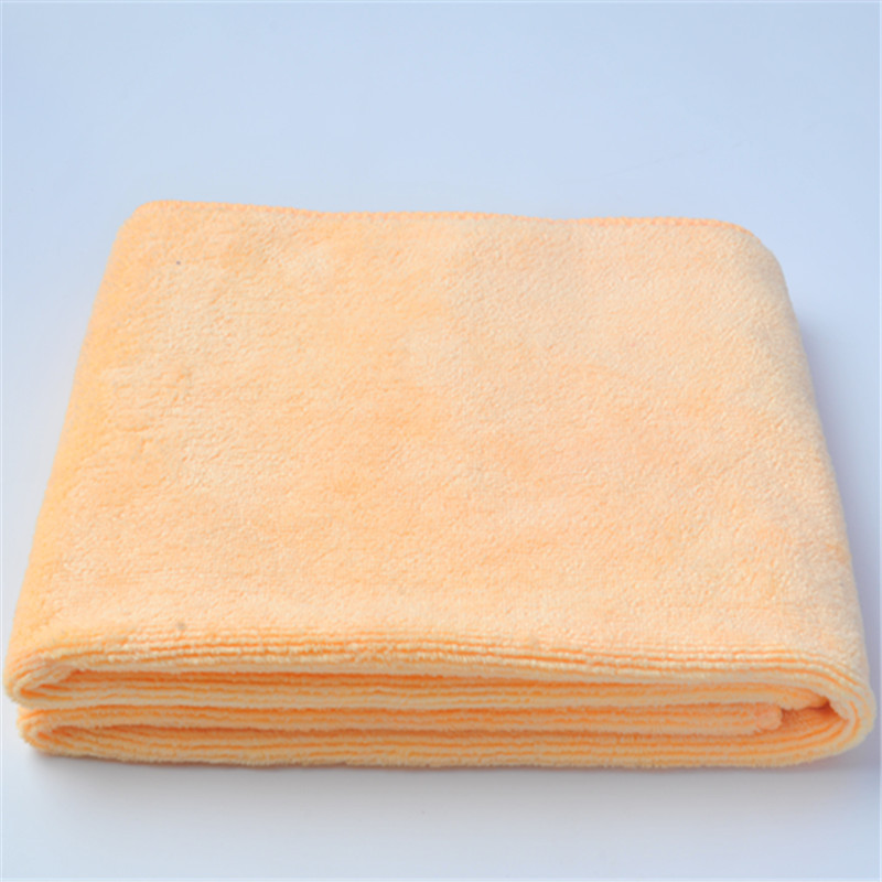 Polyester and Nylon Colored Square Towels