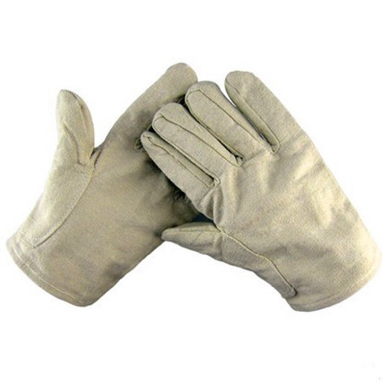 Thick Canvas Work Gloves for Home Maintenance
