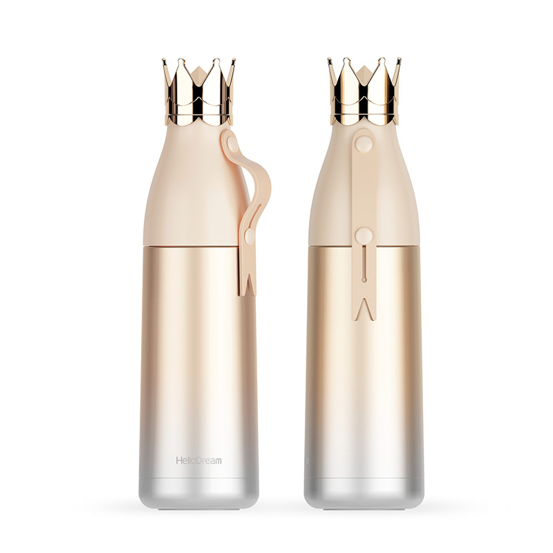 Crown Insulated Bottle
